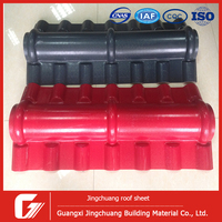 colorful roofing prices plastic roof tile edging