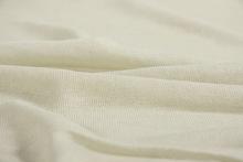 2014 ropa de la venta caliente de rayón mezclado hilo prenda superior de lujo hilado