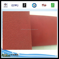 35-45 shore A natural abrasion rubber lining soft wear-resistance rubber sheet