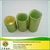 LED Wax Pillar Candles_HUAMING manufacturer
