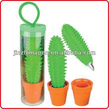 Promotional Silicone cactus pen