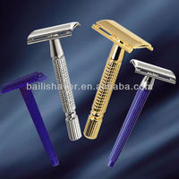 Double Edge Safety Razor Manufacture