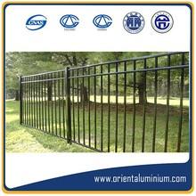 aluminium fence post of good quality
