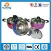 Home utensils China stainlee steel cookware/cooking pot