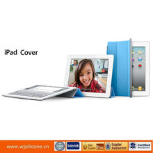 2012 wholesale for ipad 3 smart cover stand leather case