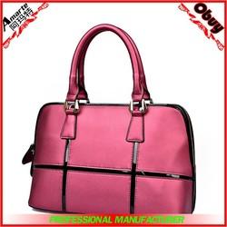 100% genuine leather lady handbag real leather bag