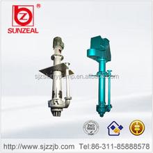 Centrifugal Mining Sewage Submerged Submersible Sump Vertical Slurry pump