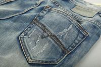 Джинсы Мужские, мужская мода прямые джинсы, брендовые джинсы для мужчин, Размер 28-40