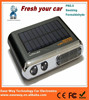 P-1200 ozone ionizer air purifier , solar charger portable Carbon Fiber Ionizer car air purifier