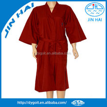 2015 wholeasle red sleeping wear kimono