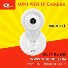Wireless IP CCTV camera SPECIFICATIONS With motion dection &support remote control and live viewing via phone and network