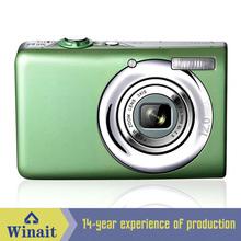 "cheap digital camera with 5MP CMOS sensor 8x digital zoom 2.4"" TFT LCD China Digital Camera"