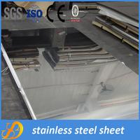 TISCO 304/316 mirror polish stainless steel sheet
