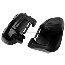 Motorcycle HD Lower Vented Leg Fairings For Touring Road King Electra Glide FLHR FLHT