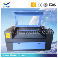 LINK-1290 screen protector laser cutting machine/co2 laser engraving machine