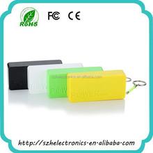 Low price power bank perfume 5600mah/Key chain perfume power bank