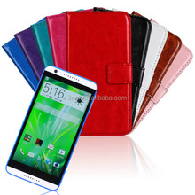 For HTC desire 820 PU Leather Wallet Flip Case Cover