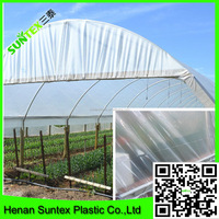 polyethylene greenhouse cover/3 layer co-extrude anti uv plastic film /200 micron greenhouse film uv protected