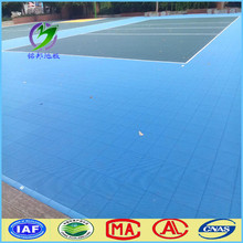 basketball interlocking plastic pp floor tiles factory price