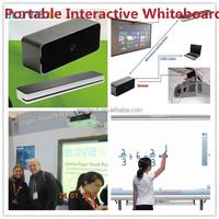 Newest advanced smart board,china interactive whiteboard portable smart board on sale