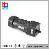 Low Impatient Tone Ac Motor 50W Ac Motor For Shoe Polisher