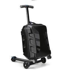 three wheel High quality cartoon characters luggage