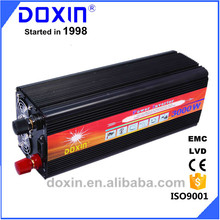 DOXIN brand your best choice 3000W inverter 3kva dc ac various voltage off grid
