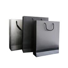 Matt Lamination Luxury Custom Gift Paper Shopping Bag