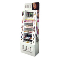 Cosmetic product display stands/Cosmetic display unit/Cosmetic display case