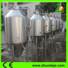 500L micro stainless steel fermentation vessels beer fermentation tanks