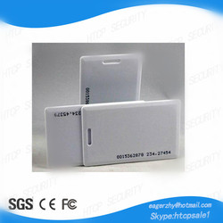 2.45Ghz Active Read Only RFID Tag / RFID Long Range Reading Cards