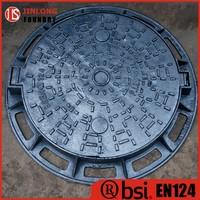 top quality manhole covers cast iron