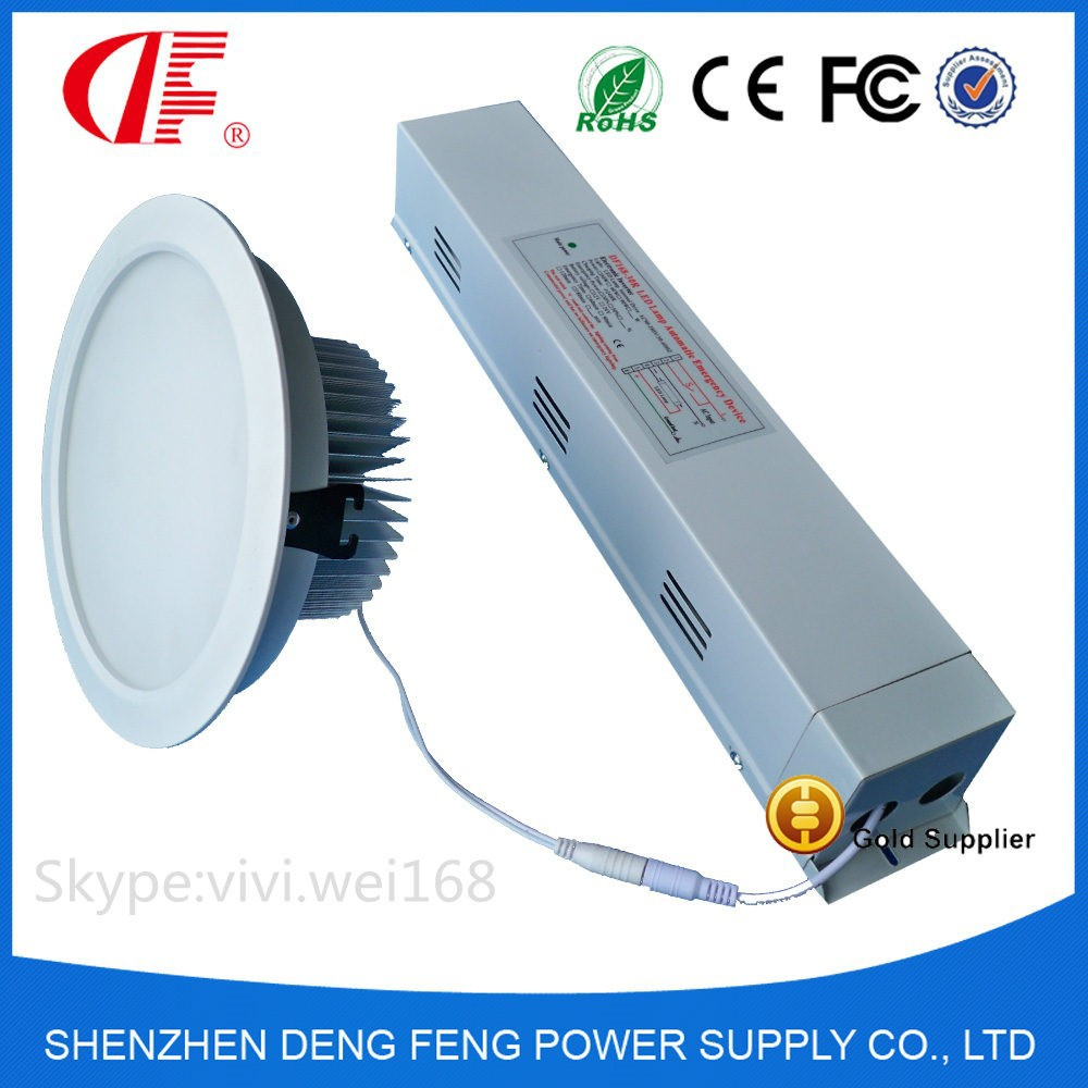 Led Lamp Emergency Driver With Emergency Battery Backup