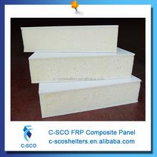 Best price high density polyurethane foam panels, foam filled wall panels, foam core panels
