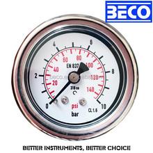10 years hydraulic pressure meter manufacturer