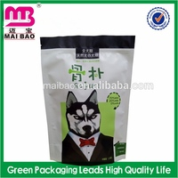 low shipping cost pet food pack bag