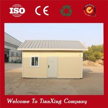 plat pack container house living warehouse and prefab home material