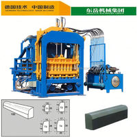 Small investment big profit concrete red brick factory chamber fire machine