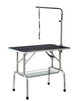 2015 Lastest design fashionable pet grooming table/dog grooming table