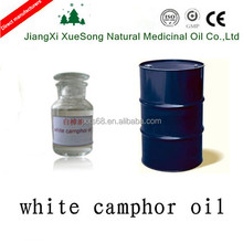 Pure and natural white camphor essential oil as Shoe polish in China