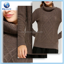 2015 sweater designs of woolen sweaters women pullover sweater