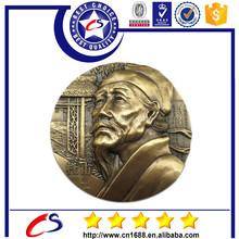 Custom game tokens coins/custom metal coins of honor/cheap custom token coins