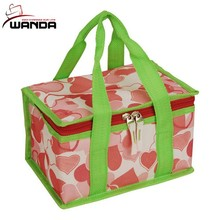 2015 Promotional Eco-Friendly FrozenFood Delivery Cooler Bag