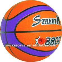 USA ball manufacturers/ 12 panels basketball / wholesale sporting goods(SRB008)