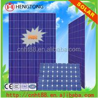 80w polycrystalline silicon solar panel