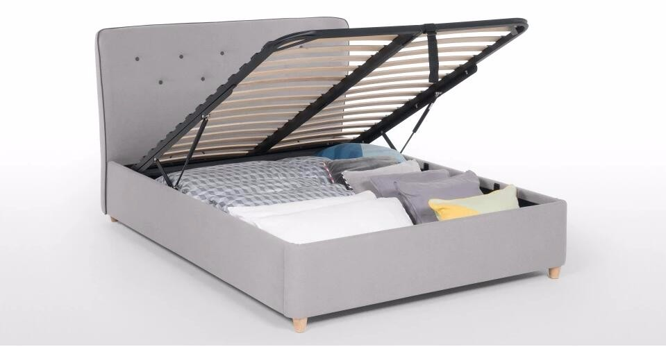 Queen Metal Bed Frame And Mattress Support For Your