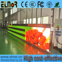 Chian hot sale new products indoor P6 HD full color led advertising display screen