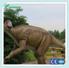 Animatronic Fighting Dinosaurs Model