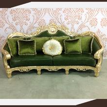 danxueya- leather Italian furniture/ wooden italian furniture/ antique furniture wooden furniture for living room