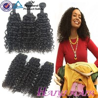 16 Inch Curly Natural Black Color Outre Hair Wholesale